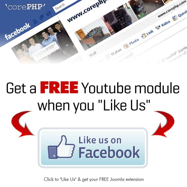 Like us on Facebook for a free extension