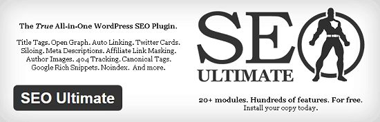 SEO Ultimate WordPress Plugin