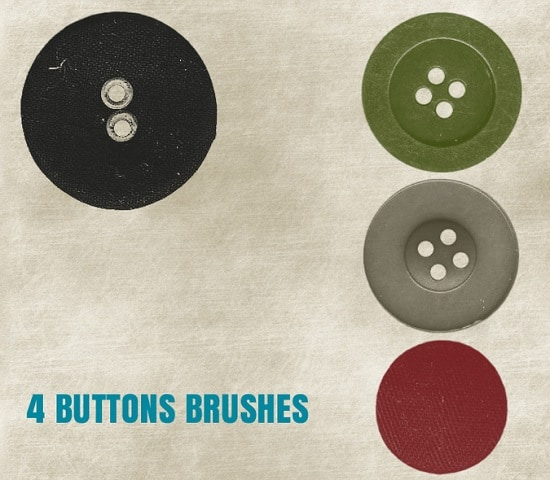 buttons-brushes