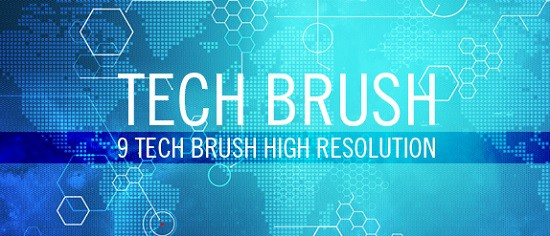 tech-brush