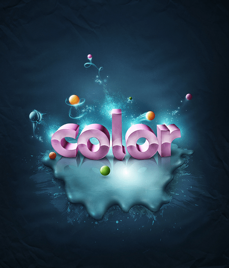 adding-fantastic-color-to-3d-text