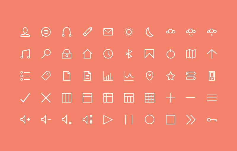 Real Pixels Icons