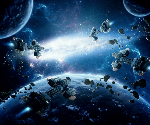space-battle-scene-photoshop