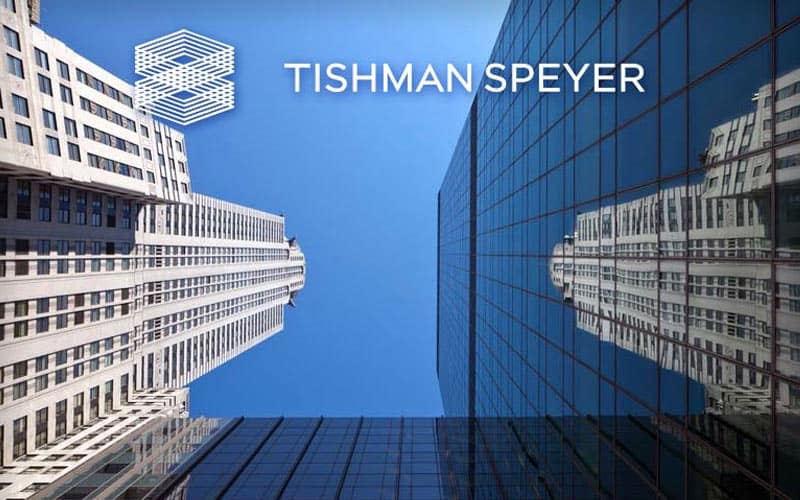 Tishman Speyer website and application
