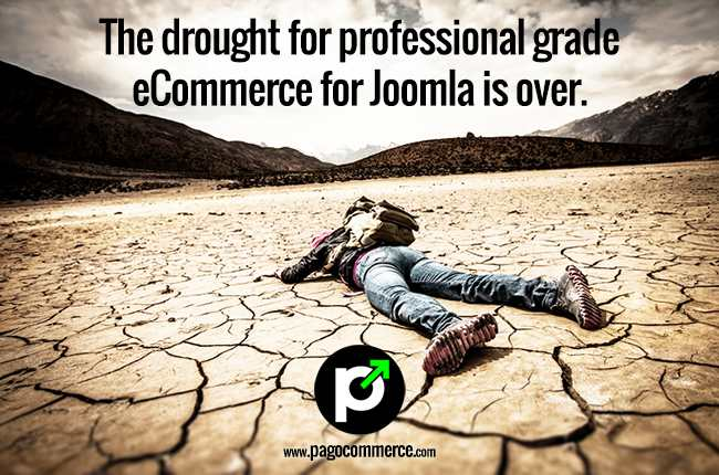 Professional grade eCommerce for Joomla is here.