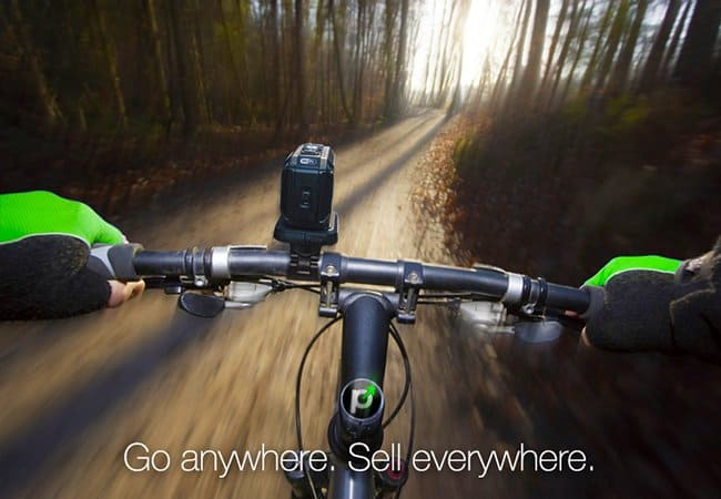 paGO Commerce helps you go anywhere, sell everywhere.