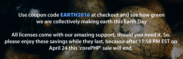 earth day sales