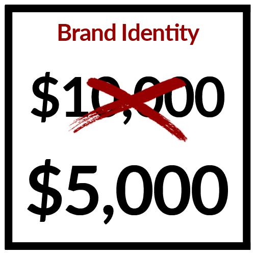 brand identity documents for $5000