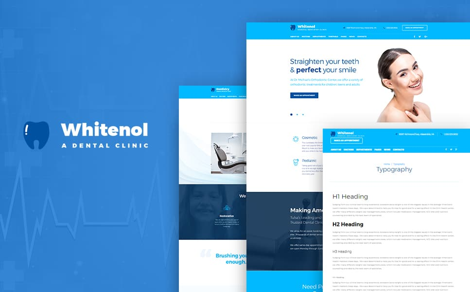 reatment WordPress Theme