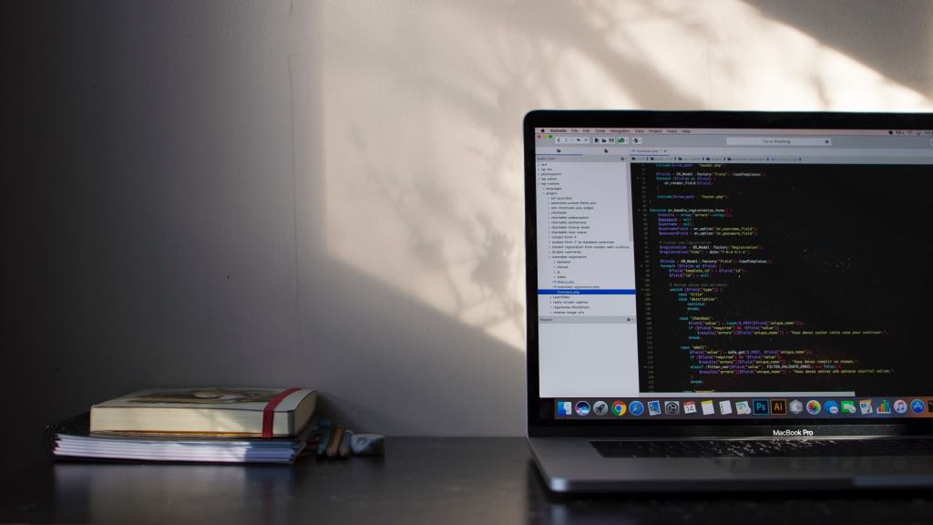 PHP coding to develop a website