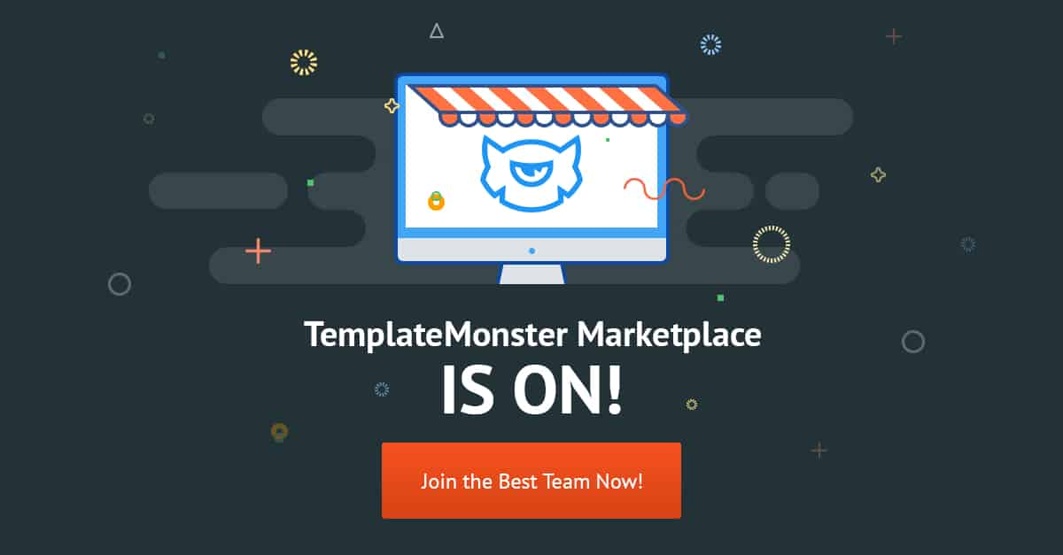 TemplateMonster Has Officially Become a Marketplace!