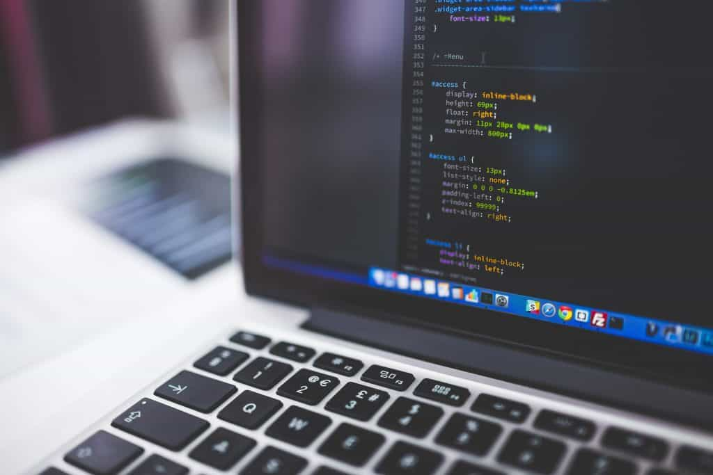 coding for an online business