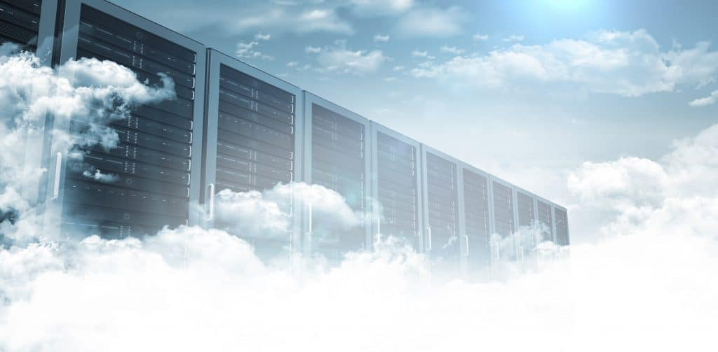 Servers in the clouds - cloud computing