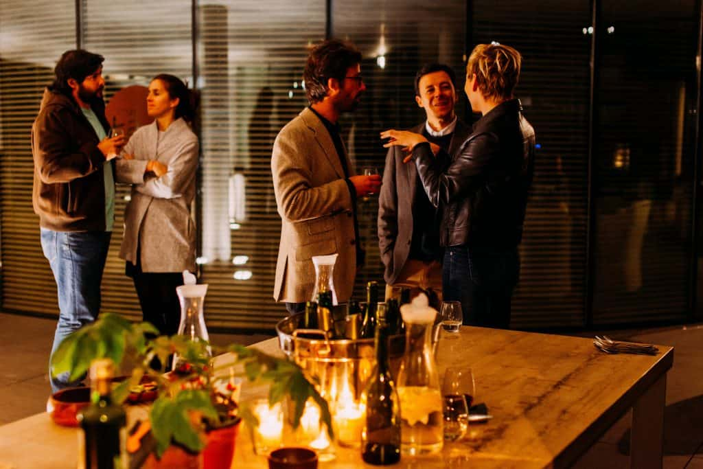 Networking event for business