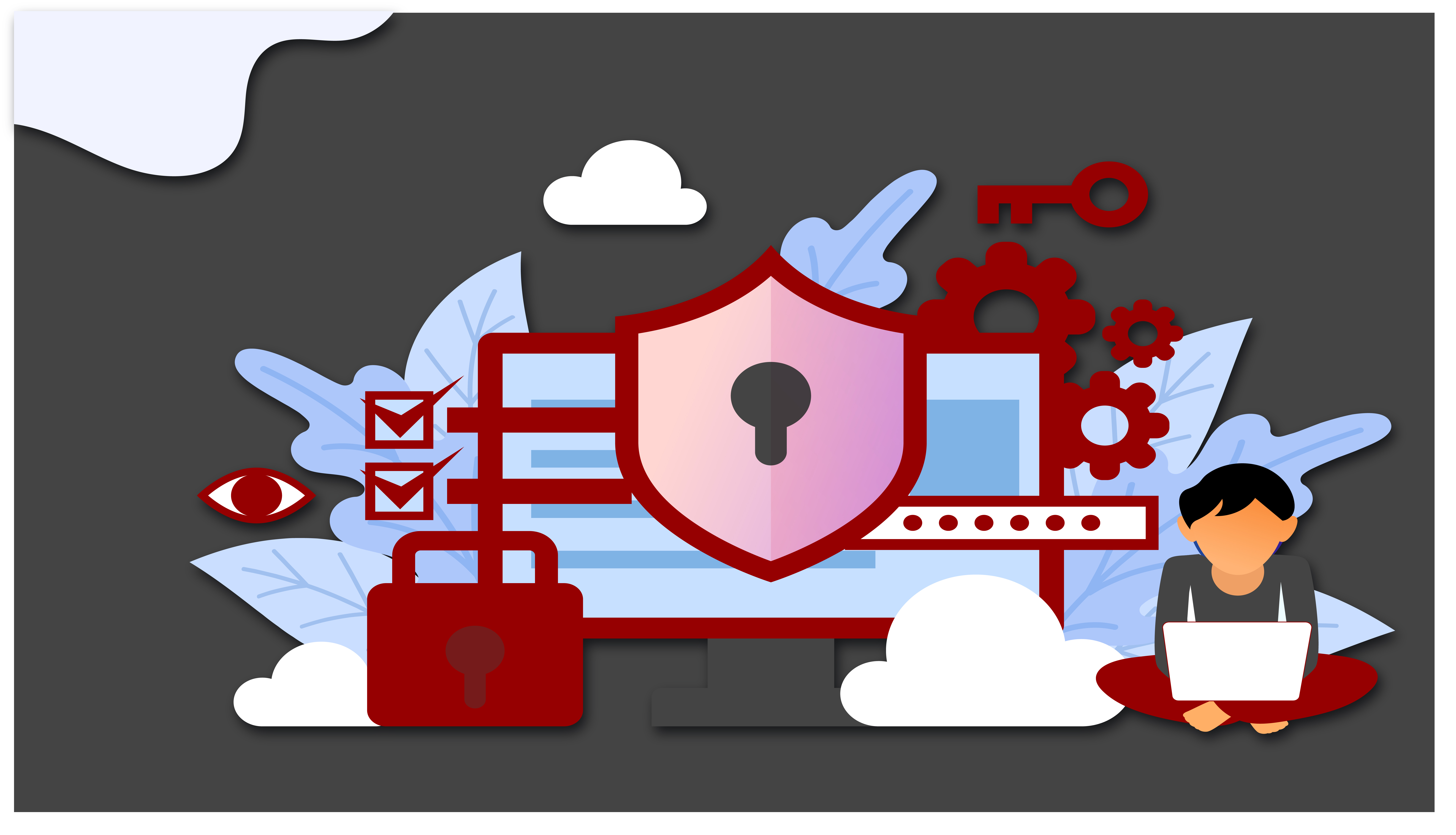 If a hacker attacks your network we can help to clean it up – 'corePHP' web security – hacker trying to get into network