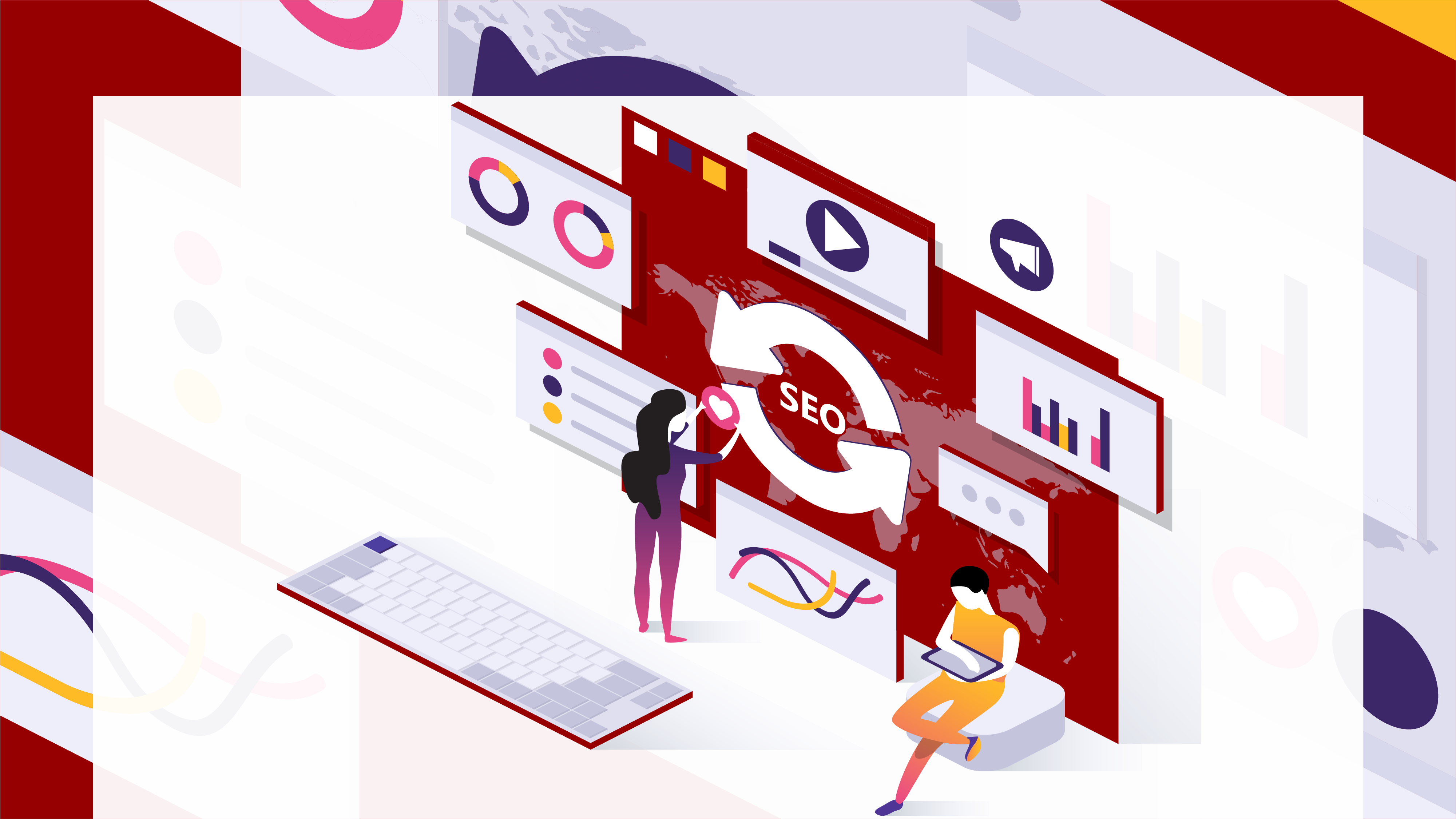 Turning up the heat for your Search Engine Optimization – 'corePHP' SEO Services