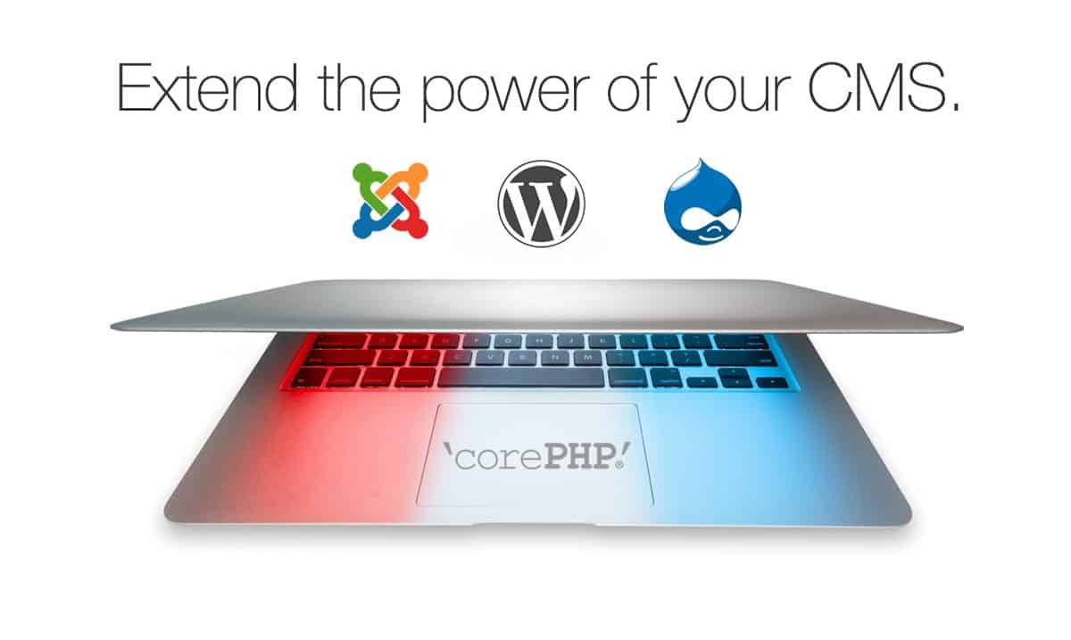 'corePHP' will Custom-build Extensions, Plugins, Widgets & Modules for Joomla, Drupal, and Wordpress