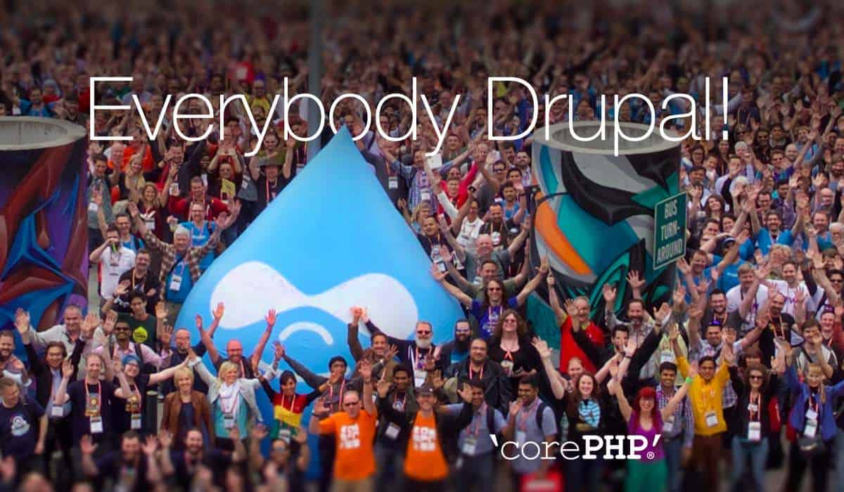 Drupal development services by 'corePHP'